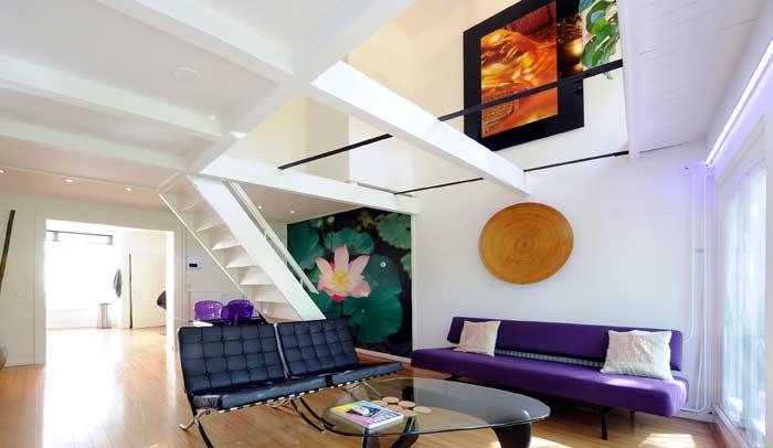 Apartamento en Ámsterdam de bemate.com