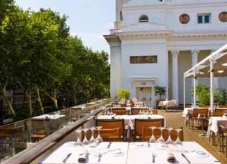 imagen Attic Restaurant, un oasis en…