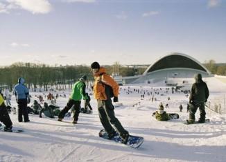 imagen Vacaciones invernales en Estonia