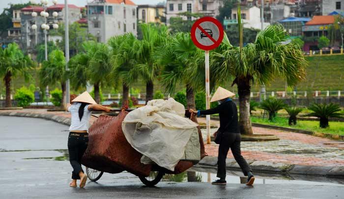 Calles de Hanói © Jaume Canet