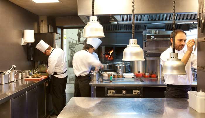 Cocina © El Celler de Can Roca