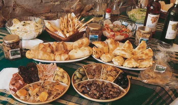 Gastronomía de Mendoza