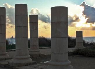 imagen Cesarea, Israel