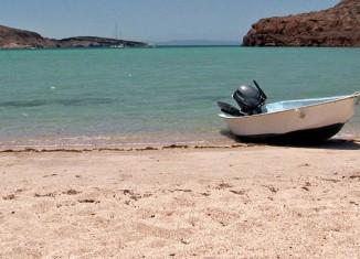 imagen Isla de Espíritu Santo, Baja…