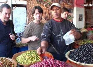 imagen Zoco de las aceitunas, Casablanca