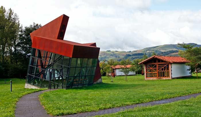 Parque Museo Santxotena, en Arizkun