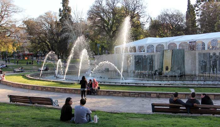 Plaza de la Independencia © Andrea Sagués