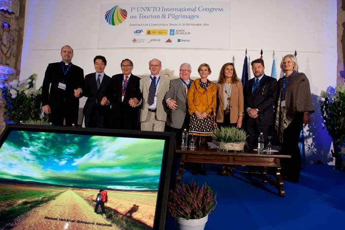 I Congreso Internacional sobre Peregrinaciones y Turismo de Santiago de Compostela