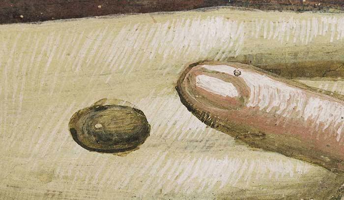 """Obra de Tacita Dean, uno de los 35 artistas que participa en la exposición """"On the road"""""""