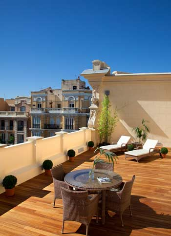 Terraza Urso Hotel & Spa