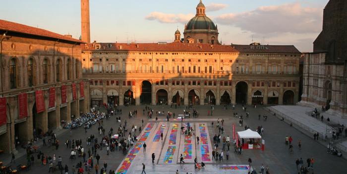 Plaza Mayor de Bolonia