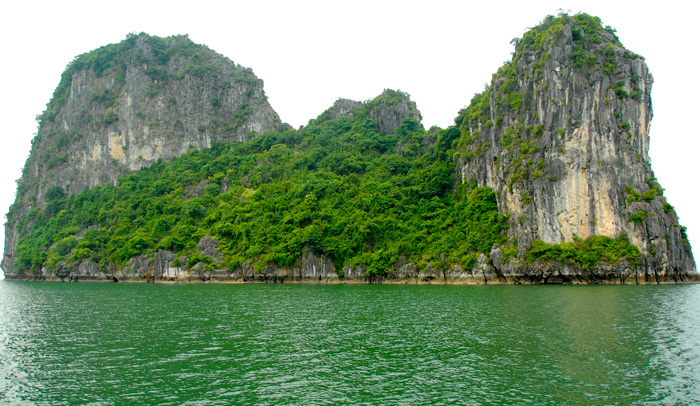 Bahía de Halong, en Vietnam