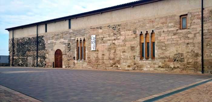 Castillo de los Condes de Prades