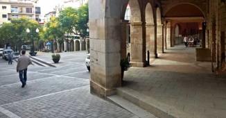 Plaza de la Quartera en Falset