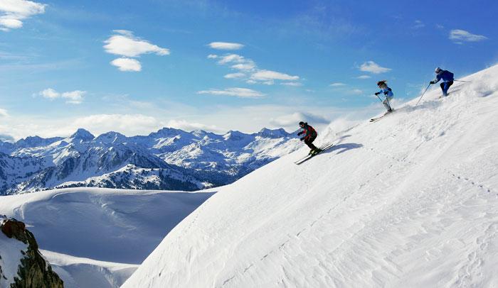 Esquí en La Van d'Aran