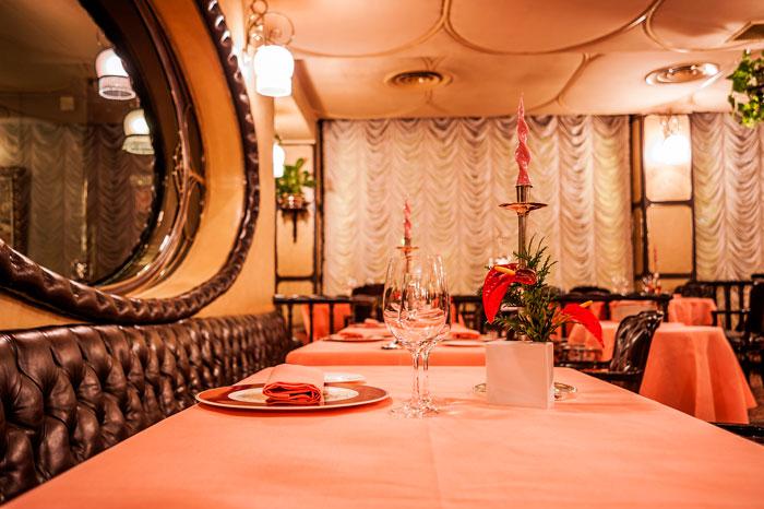 Restaurante Via Veneto © Rodrigo Stocco