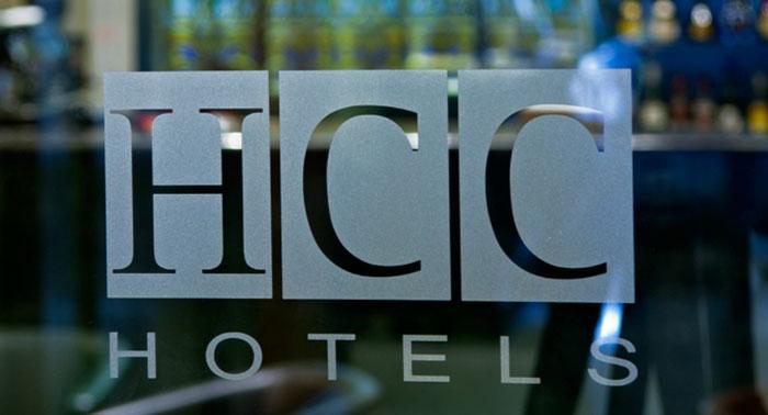 Entrada Hotel HCC Regente Barcelona