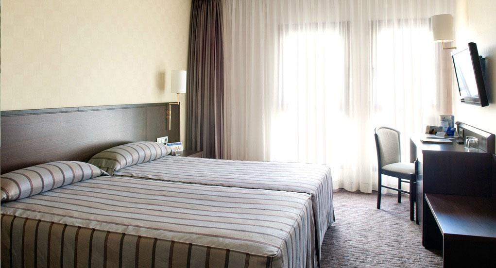 Habitación Hotel HCC Regente Barcelona