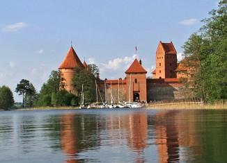 imagen Castillo de Trakai, Lituania