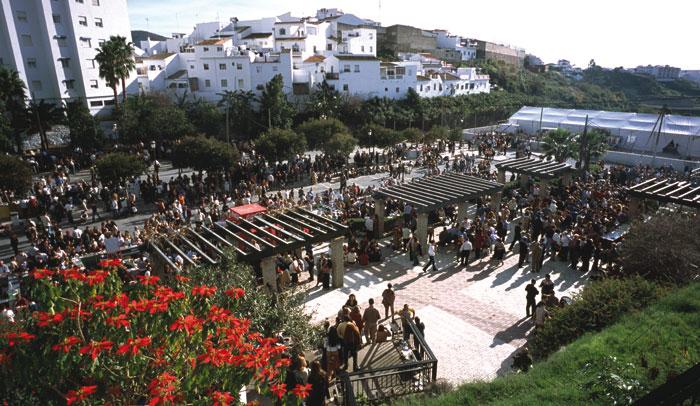 Fiesta de las Migas en Torrox © Patronato de Turismo de la Costa del Sol