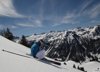 Esquí en Baqueira Beret