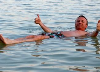imagen Baño en el Mar Muerto,…