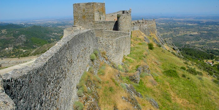 Castillo de Marvao. Foto José Serrano.