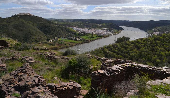 Ruinas del Castillo Viejo Alcoutim