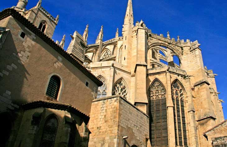 Catedral de Saint-Just-et-Saint-Pasteur