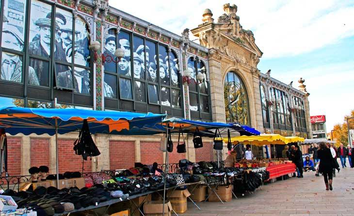 Mercado de abastos de Narbona