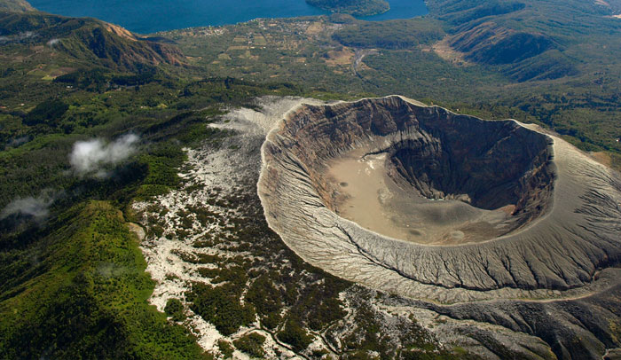 Volcán El Salvador