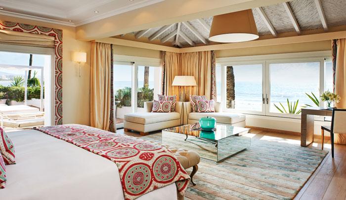 Habitación de Hotel Marbella Club Villa del Mar
