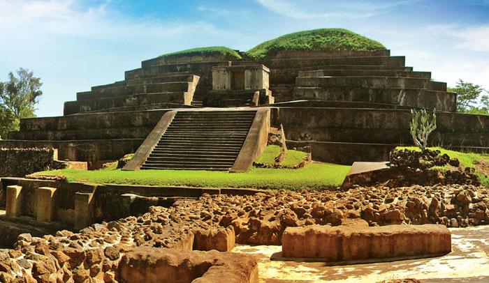Ruinas mayas en El Salvador