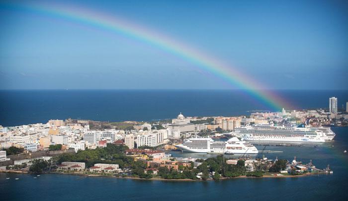 Puerto de San Juan de Puerto Rico