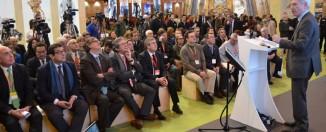 Presentación de Xantar 2015 en la pasada edición de la Feria Internacional de Turismo, Fitur