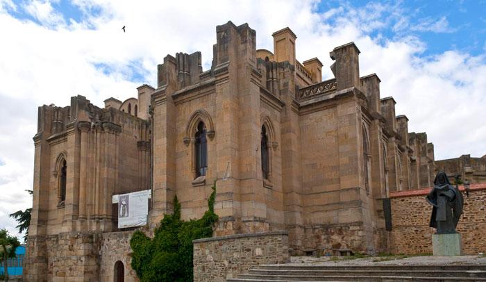 Basílica de Santa Teresa en Alba de Tormes