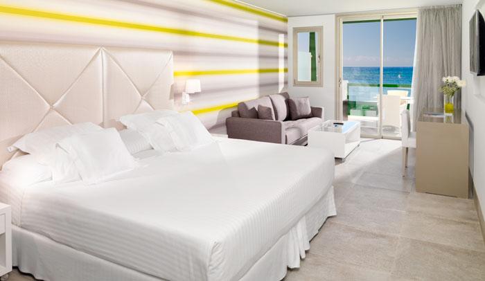 B-room de Barceló Hoteles con vistas al Atlántico
