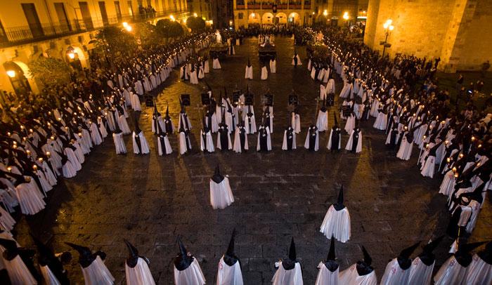 Hermandad de Jesús en su Tercera Caída, Zamora