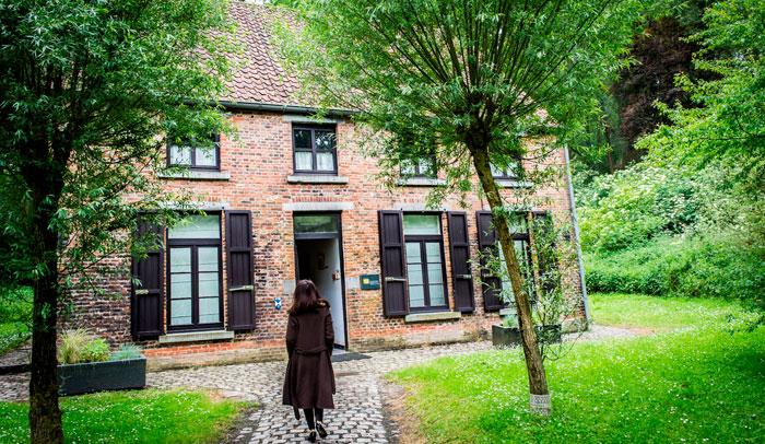 Casa de Van Gogh en Cuesmes © Gregory Mathelot