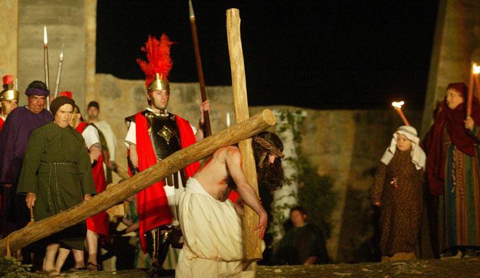 Semana Santa en la provincia de Soria