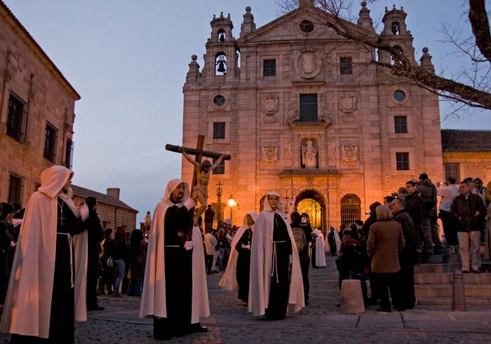 Viernes de Dolores en Ávila