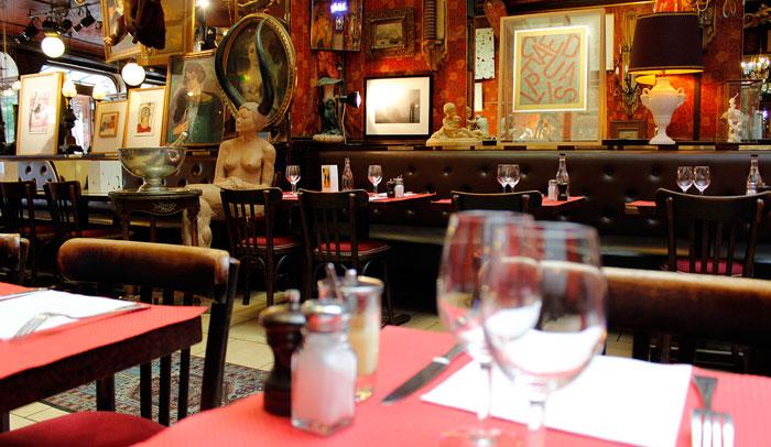 Café du Palais © Carmen Moya