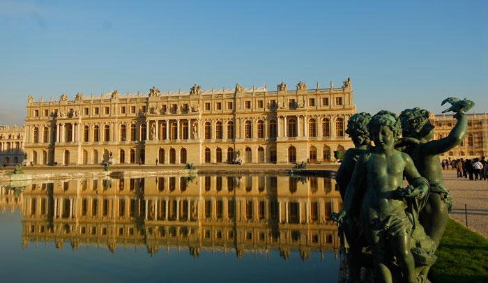 Castillo de Versailles © Mairie de Versailles