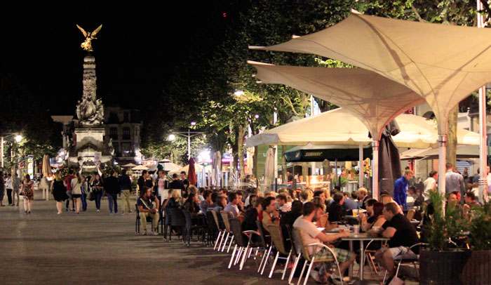 Place Drouet d'Erlon © Carmen Moya