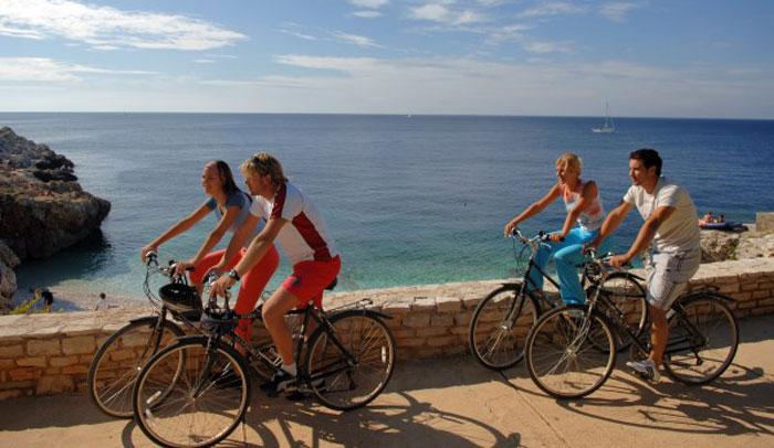 Croacia en bici