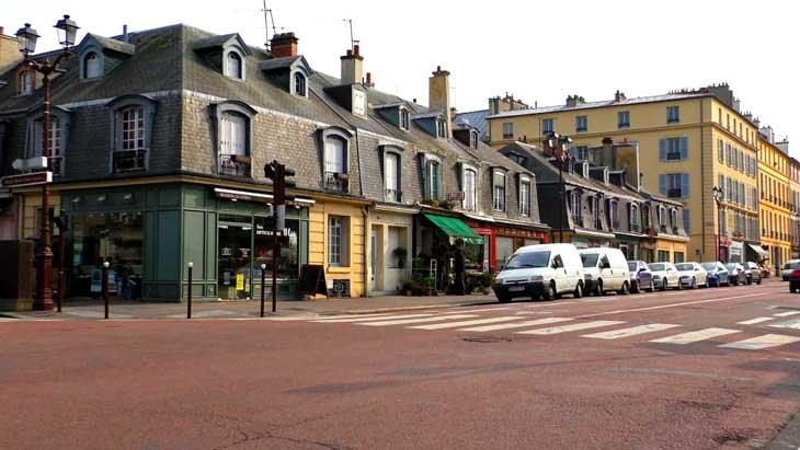 Barrio de Saint Louis