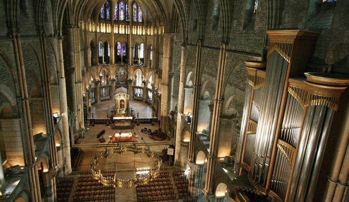 Basílica Saint Remi © F. Canon