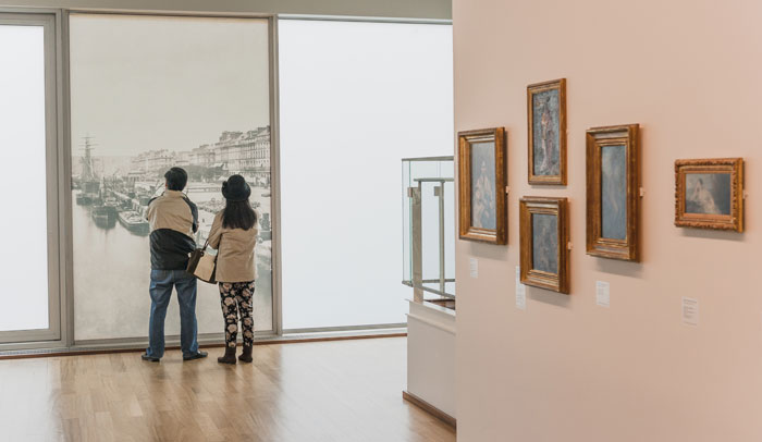 Museo André Malraux, que alberga una importante colección impresionista. ® Hilke Maunder OTAH