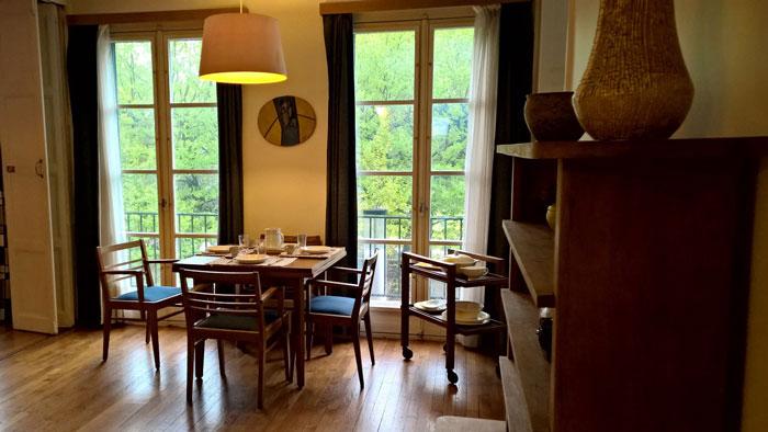 Apartamento Témoin Perret