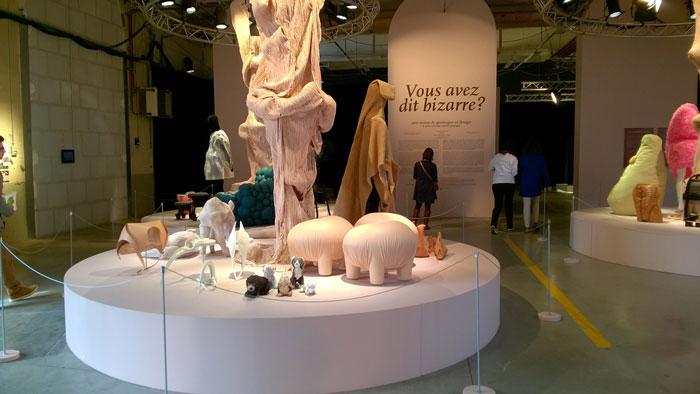 Exposición In Bienal Internacional del Diseño de Saint Etienne